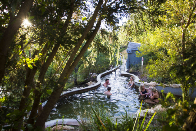 Discover the Beautiful Peninsula Hot Springs in VIC