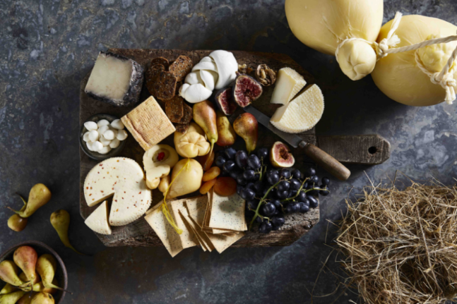 That's Amore Cheese share the Perfect Cheese Platter and more