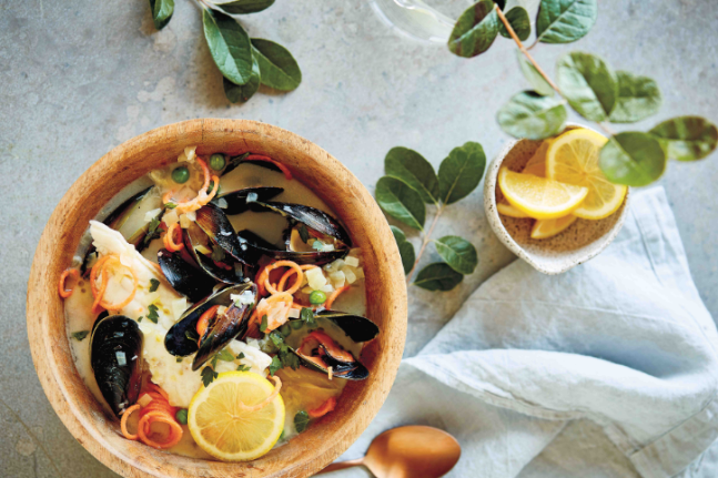 Gluten-free and Healthy Seafood Chowder Recipe