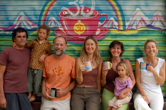 A Q&A with Avi Ronen, one of the directors of Chai Tea