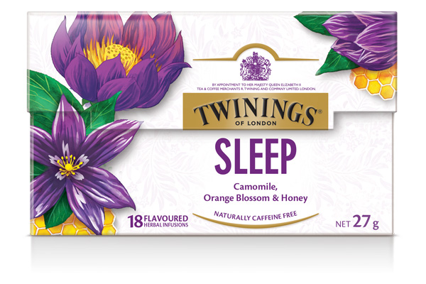 twinings infusions sleep