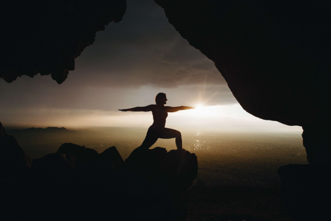 Empower your mind–body connection with this New Moon yoga ritual