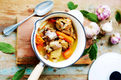 Healthy and Nourishing Lamb Broth Recipe by Lee Holmes