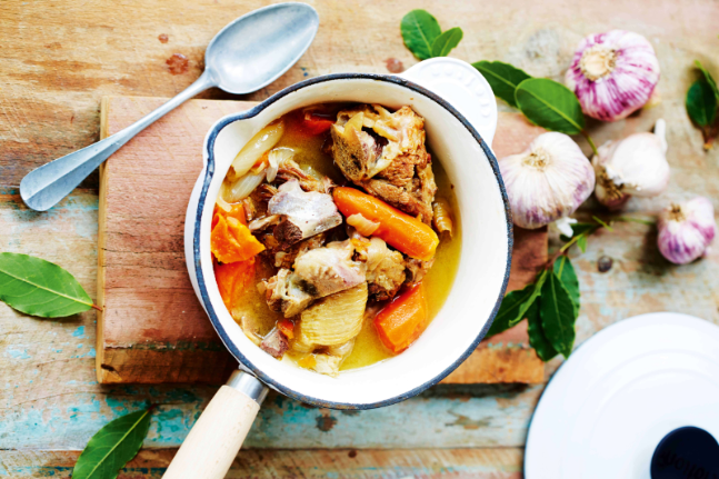 Healthy And Nourishing Lamb Broth Recipe By Lee Holmes Wellbeing