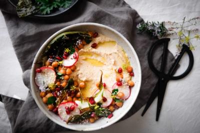 Healthy and Delicious Cauliflower Hummus Recipe