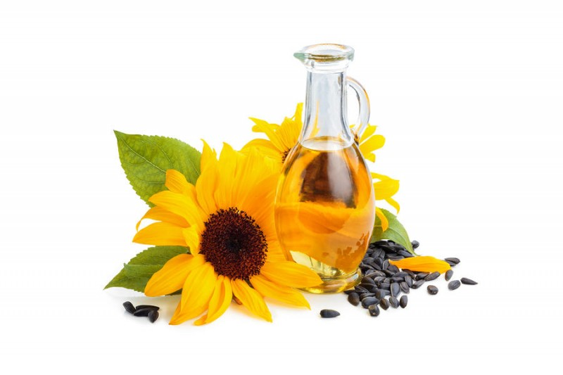 Sunflowers, sunflower oil and sunflower seeds
