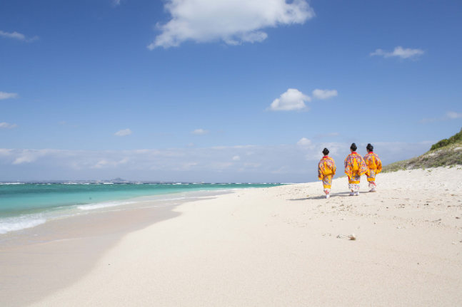 Discover beautiful Okinawa, Japan, and learn of its rich history