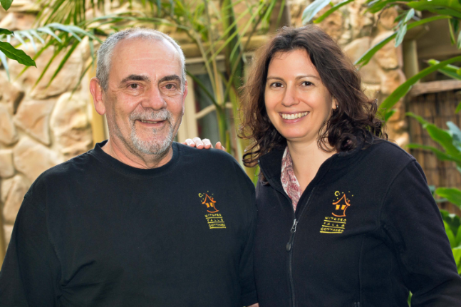 A Q&A with David and Daniela Kennedy, owners of Witches Falls Cottages