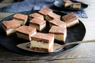 Healthy, Gluten-free and Delicious Raw Coffee Slice Recipe
