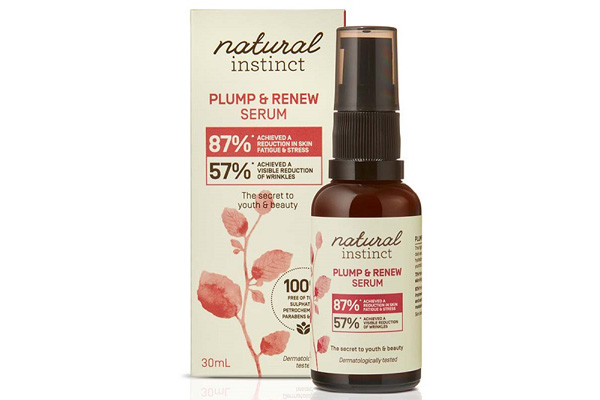 Natural Instinct Plump Renew Serum