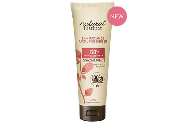 Natural Instinct Skin Radiance Moisturiser New