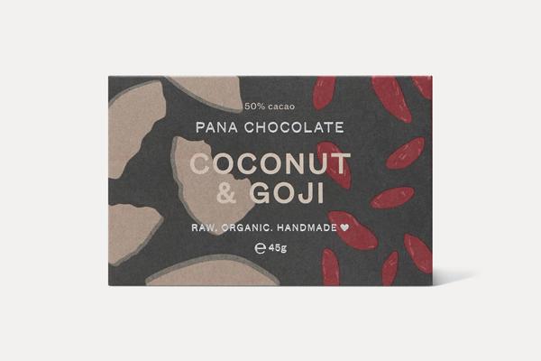 Coconut and Goji Bar