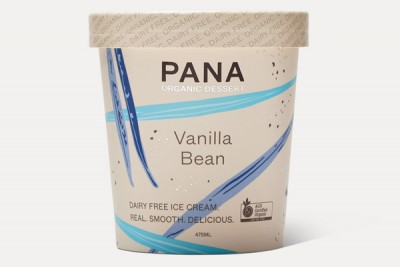 Vanilla Bean Dairy Free Ice cream