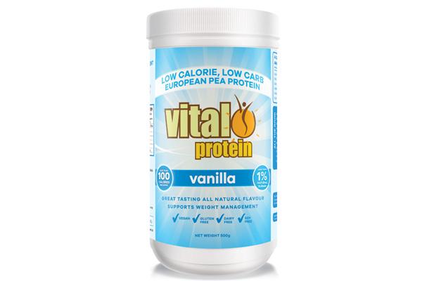 Vital Protein Vanilla
