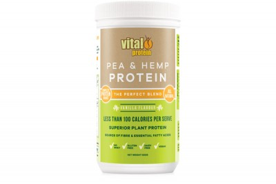 Pea And Hemp Protein