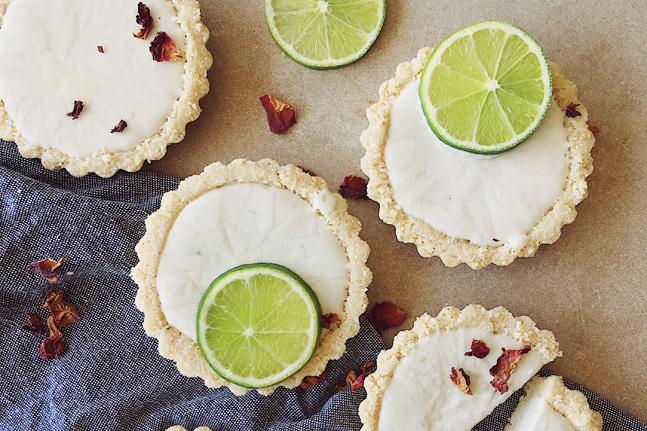 Lime Tarts