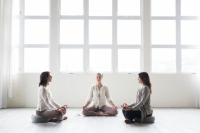 Are you practising presence? Learn more about yoga for conscious living