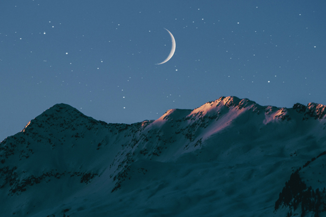 Are you affected by the moon's monthly cycle? Find out what this means