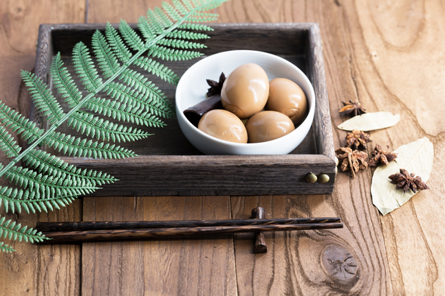 Chinese Soy Sauce Eggs