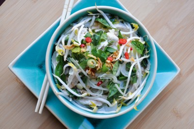 Chicken Broth Pho Recipe