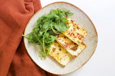 Honey-Glazed Tofu