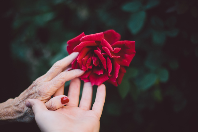 Deal with dementia using compassion, kindness and a little creativity