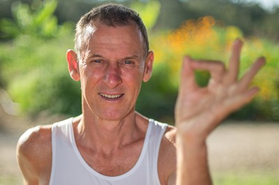 A Q&A with John Ogilvie, owner and founder of Byron Yoga Centre