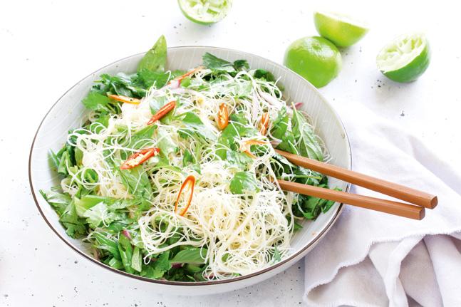 Fresh Vietnamese Salad Recipe