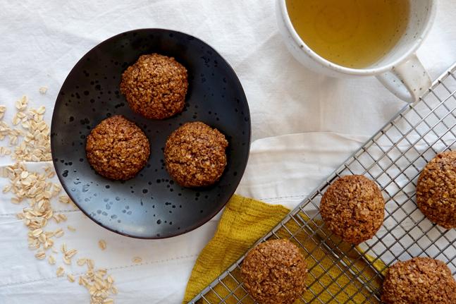 Medicinal Ginger Cookies Recipe