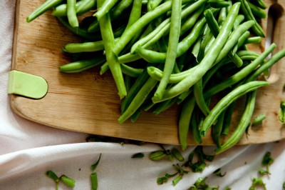 Discover the health benefits of the humble green bean