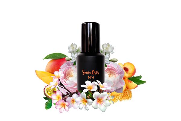 N4 alchemic perfume sonia orts