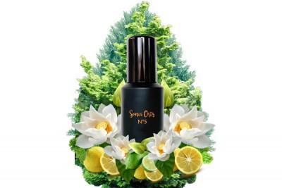 N5 alchemic perfume sonia orts