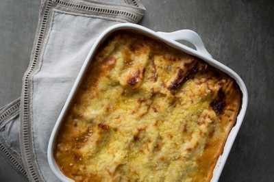 Vegetarian Mushroom and Lentil Lasagne with Spelt Recipe