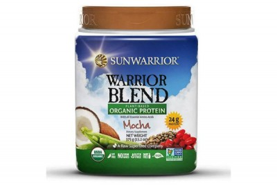 Sunwarrior Organic Warrior Blend Protein Mocha 1kg