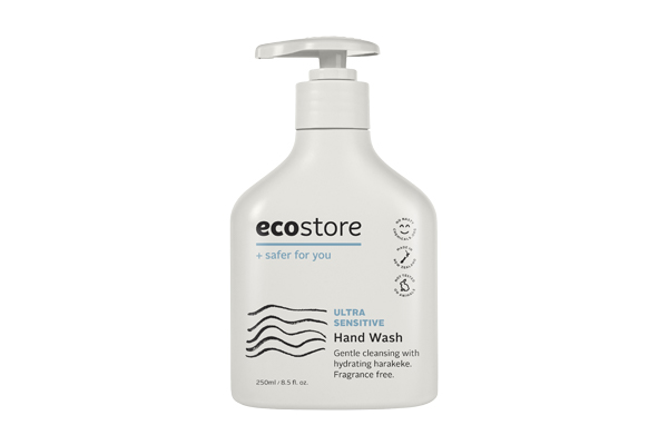 Ultra Sensitive Hand Wash 250ml