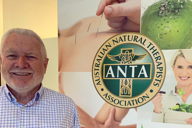 We talk to the executive officer of Australian Natural Therapists Association