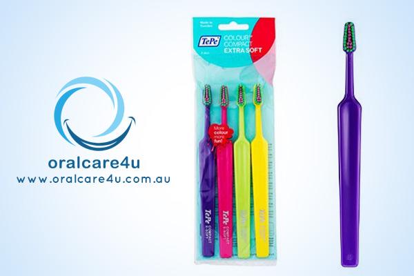 Colour In Your LifeΓÇôcolour Bristle ToothbrushΓÇôcompact X Soft
