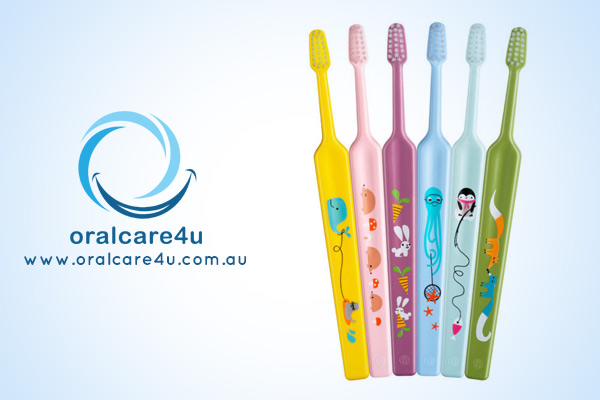 Tepe Graphic Select Soft Toothbrush