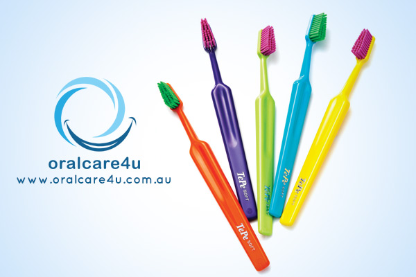 Tepe Colour Adult Soft Toothbrush
