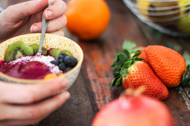 We take a look at the healing properties of acai berries