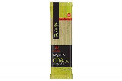 Japanese Chasoba noodle