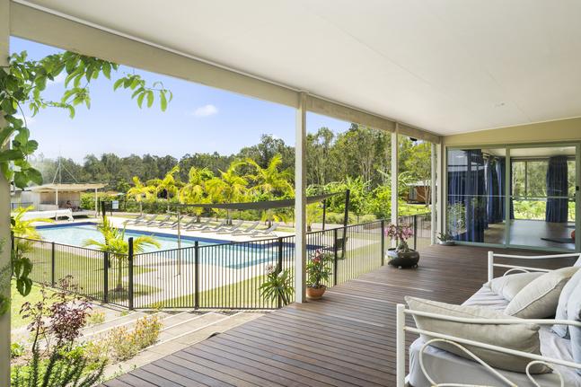 Explore Byron Yoga Retreat Centre in NSW