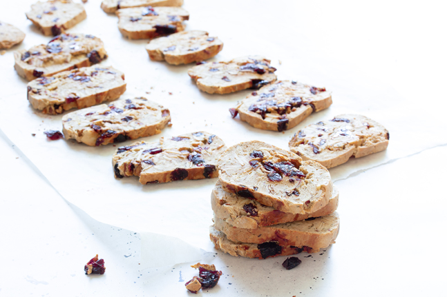 Try our delicious Cranberry and Almond Biscotti Recipe