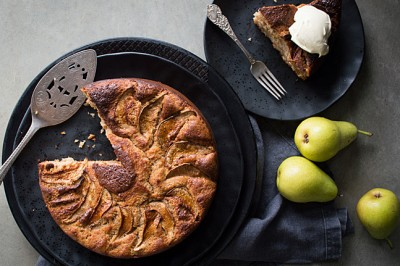 Try our delicious Pear, Ginger and Yoghurt Cake Recipe