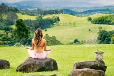 Heal at Gaia Retreat and Spa in the Byron Bay hinterland, NSW
