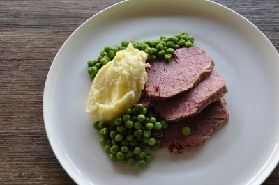 Raquel Neofit's English Corned Beef Silverside Recipe