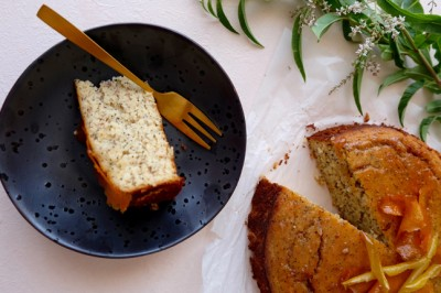 Meg Thompson's Marmalade and Poppy Seed Cake Recipe