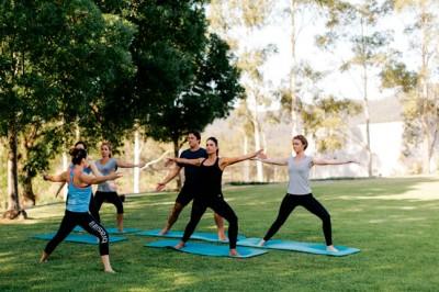 Explore the Golden Door Elysia Health Retreat and Spa