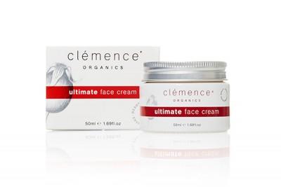 Clémence Organics Ultimate Face Cream