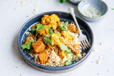 Try our Butter Cauliflower and Sweet Potato Curry Recipe